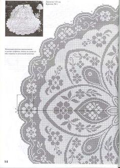 ВЯЗАНИЕ КРЮЧКОМ мода и модель 1-2 2006 - Татьяна Собовая - Picasa Web Albums