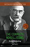 Free Kindle Book -   Rudyard Kipling: The Complete Novels and Stories (The Greatest Writers of All Time)