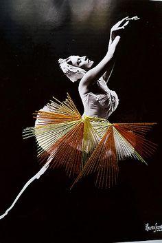 Embroidery art by Jose Ignacio Romussi Murphy