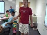 Reflections of a High School Math Teacher - Uno Stacko Final Exam Review