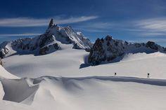 Chamonix Galerie Photo - une sélection d'images de la vallée de Chamonix et Photos de Fans