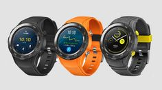 Leaked images of the new Huawei smartwatch (VentureBeat)