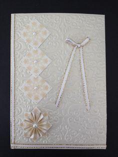 Tea bag folding card