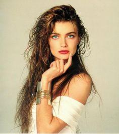 Paulina Porizkova - Supermodel of the '80s