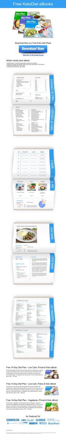 Free Keto Diet eBook