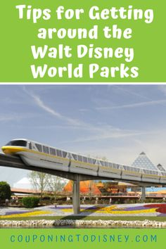Tips for Getting around the Walt Disney World Parks Disney World Vacation Planning, Disney World Parks, Walt Disney World Vacations, Disney Resorts, Saratoga Springs Resort, Springs Resort And Spa, Disney World Transportation, Beach Club Resort, Disney Tickets