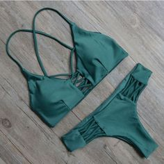 Sexy Bandage Brazilian Push up Bikini Women Swimwear Swimsuit Biquini Beach Wear Bathing Suit Bikinis Set
