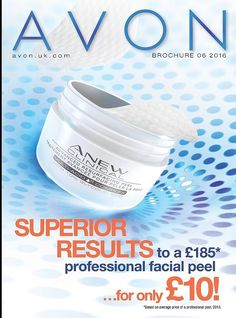 Anew Clinical Resurfacing Peel - available from my Avon Online store now. #cosmeticrepsuk www.cosmeticstoreuk.co.uk
