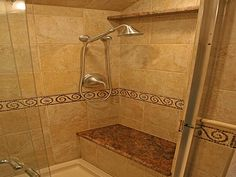 tile ideas for showers and bathrooms | Tiled Showers Designs Pictures report which is listed within Bathroom ...