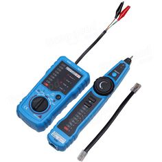 BSIDE FWT11 RJ11 RJ45 Wire Tracker Tracer Telephone Ethernet LAN Network Cable Continuity Tester Detector Sale - Banggood.com
