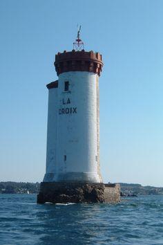 Phare de la Croix, Île de Bréhat, Côtes-d'Armor, France