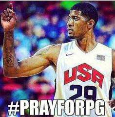 #PrayForPG