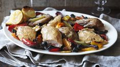 Pin on Italienske (Nigella) Nigella Lawson, Olives, Frisk, Kung Pao Chicken, Ratatouille, Pot Roast, Slow Cooker, Curry, Food And Drink