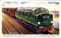 British Railways The Flying Scotsman