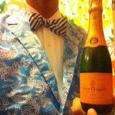 """Life's a Party, Dress like It!"" #lillysaid via @ rudytheprep Instagram"
