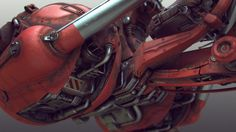 Scifi speeder by Tor Frick | Sci-Fi | 3D | CGSociety