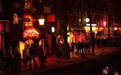 Red-Light District, Amsterdam