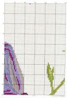 Gallery.ru / Фото #196 - TRIPTYCH - Ninicol Triptych, Cross Stitch Patterns, Gallery, Crossstitch, Roses, Frames, Dots, Punto De Cruz, Flowers