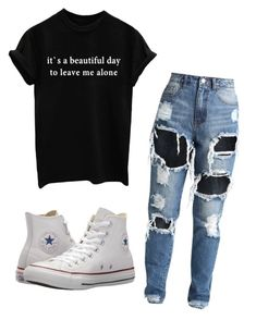 """Untitled #23"" by torimiller-ii on Polyvore featuring Converse"