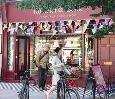 Konditor & Cook Cake Shop by Small Back Room, London – UK » Retail Design Blog
