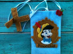 Party bags, Pinocchio