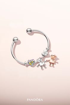 Cherish your special bonds today on #SiblingsDay with the lovely #BellaBot charm. Add it to your bracelet or necklace chain or give to your sister as a token of love.