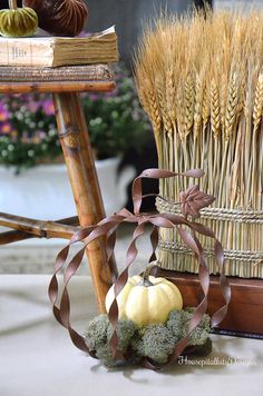 Twisted Iron Pumpkin - Housepitality Designs