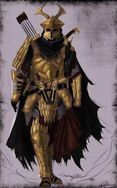 deviantART: More Like Khamul, The Black Easterling by ~BlackNazgul
