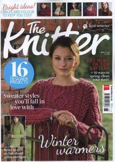 【转载】The Knitter №68 2014 - 紅陽聚寶的日志 - 网易博客