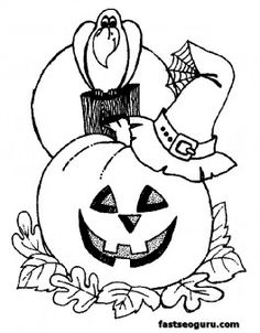 Halloweencoloringpagesfreeprintable Free Halloween Coloring Pages 2 Book