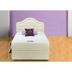 £319.99 - Sweet Dreams Fragrance Ottoman Bed