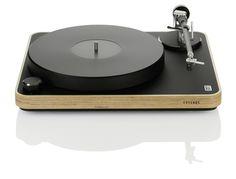 NEW ‼️ Clearaudio Concept Active   Turntable, Plattenspieler, Ausführung: MC, Farbe: schwarz-holz