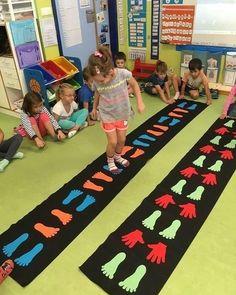Motor Skills Activities, Toddler Learning Activities, Montessori Activities, Infant Activities, Preschool Crafts, Preschool Activities, Kids Learning, Montessori Materials, Movement Activities