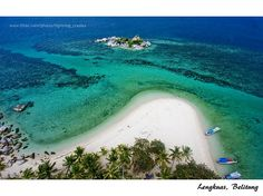 Lengkuas Island - Belitung -Sumatra