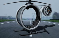 Zero Personal Helicopter for Urban Transport | arch2o.com