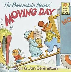 The Berenstain Bears...I recall reading this one many times, my son Tyler loved these books and had quite a collection.