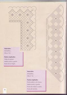 500 PLANTILLAS DE BOLILLOS - Patri Cru - Àlbums web de Picasa