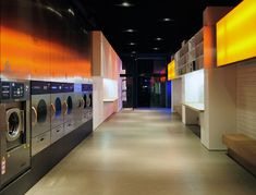 Splash laundrette by Frederic Perers, Barcelona