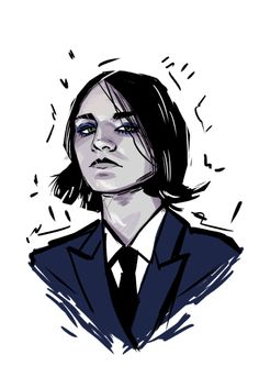 brian molko by monkos.deviantart.com on @DeviantArt