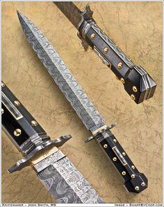 Fixed Blades   Josh Smith Knives