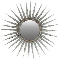 Henley Sunburst Wall Mirror