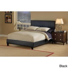 Harbortown Bed Set   Overstock.com Shopping - Great Deals on Hillsdale Beds