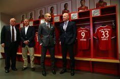 FC Bayern München und Pep Guardiola: In Demut vereint