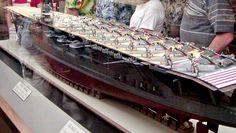 Japanese Navy IJN Akagi aircraft carrier