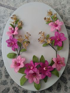 Jute Flowers, Beaded Flowers, Paper Flowers, Bloom Coffee, Crochet Bouquet, Pink Paper, Ribbon Embroidery, Knitting Yarn, Twine