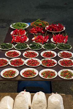 Chillies at the Brun