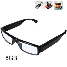 Hidden Camera | G3000 HD Glasses Camera Eyewear 1280 x 720 Resolution Card.Website: http://www.china-wholesale-electronics.com http://www.aoliwholesale.com