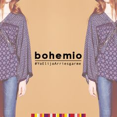 Blusas de vuelo, INDISPENSABLES para un look setentero #SinRiesgoNoHayModa  #YoElijoArriesgarme #Bohemio #Boho #AhoraEnRipley #RipleyPeru #Fashion #YoElijoLasMejoresMarcas