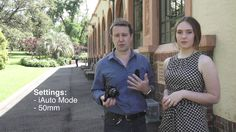 Capture Professional Looking Portraits with a Sony Alpha Camera and Kit ...
