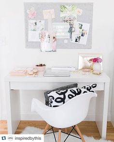 Inspo for Cecile Lau Calligraphy home office! www.cecilelaucalligraphy.com
